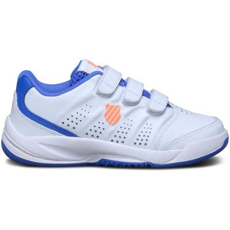 tennis shoes size 1 k swiss ultrascendor omni velcro tennis shoes size