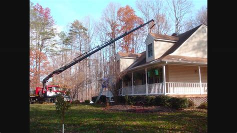 md roofing services   load  tons  shingles