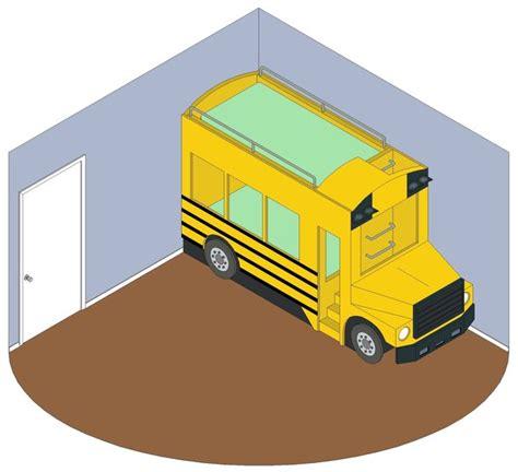 school bus bed school bus bunk bed by doggie dew on deviantart