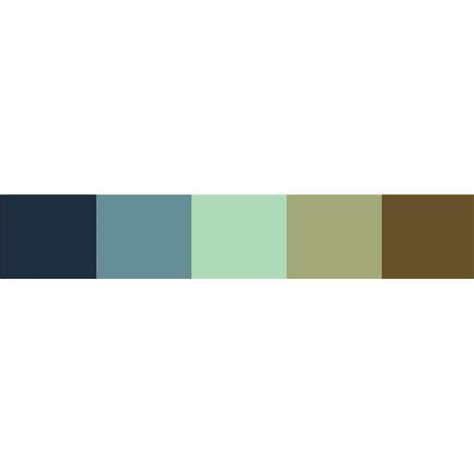 blue green color palette blue green brown color palette for the home pinterest