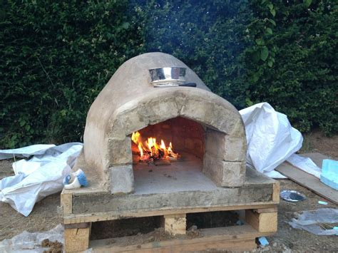 pizza oven backyard diy outdoor project pizza oven icreatived