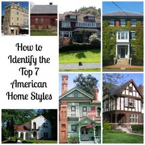 what are the different styles of houses how to identify the top 7 american house styles