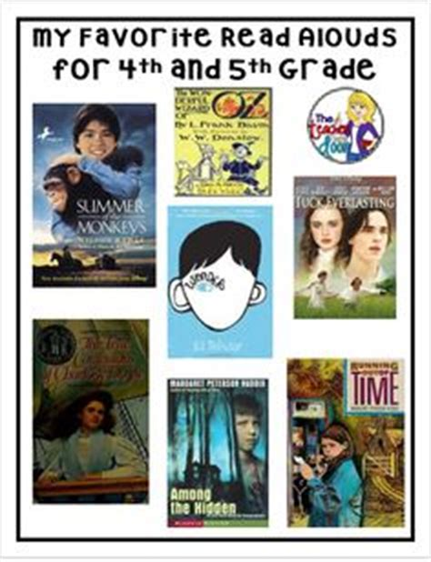 picture book read alouds for 5th grade 1000 ideas about 4th grade books on grade