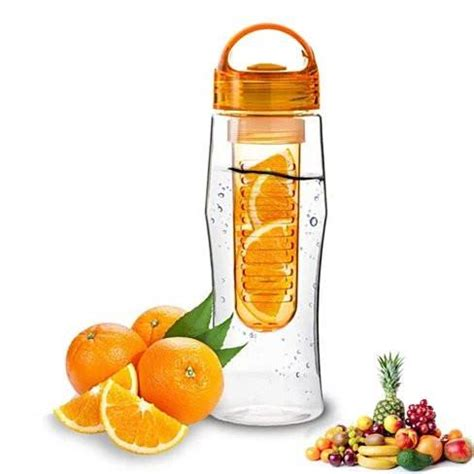 fruit jammers fruitzola jammer fruit infuser water bottle in 4 colors