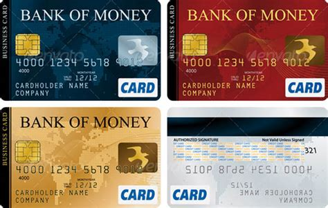 Credit Card Design Template Photoshop 30 Interesting Credit Card Designs Exles Designmodo