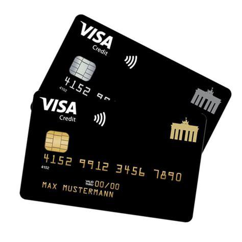 bank kredit karte deutschland kreditkarte sicherheit