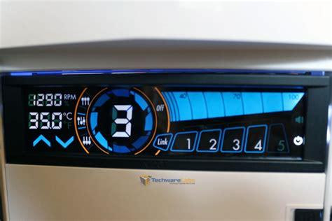 Nzxt Sentry 3 nzxt sentry 3 fan controller review techwarelabs part 4