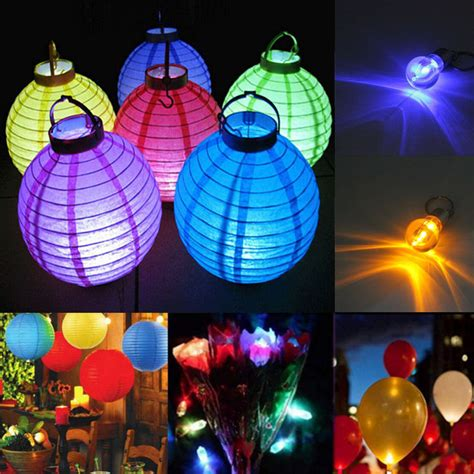 led battery bulbs lights for chinese paper lanterns