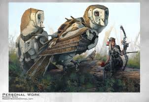 Where i found http www technocrazed com endangered robotic animals