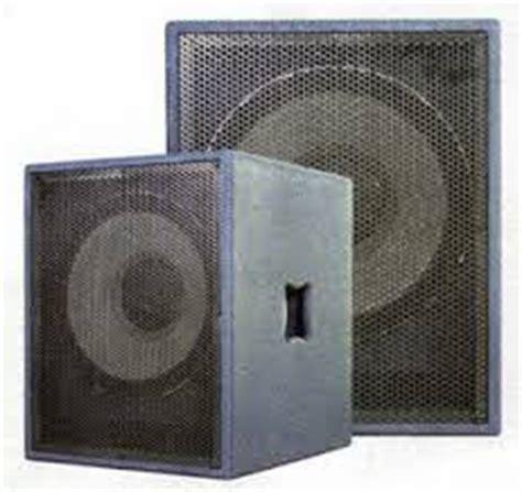 Speaker Acr Sinar Baja harga speaker acr