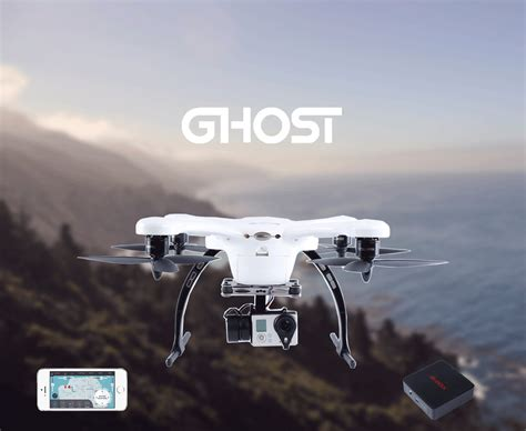 Drone Ghost app to you