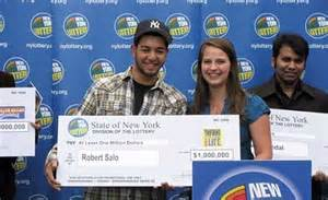 Win Money Every Week For Life - high school student 18 wins 1 000 a month for the rest of his life in new york