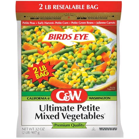 c w vegetables c w ultimate mixed vegetables 32 oz from ralphs
