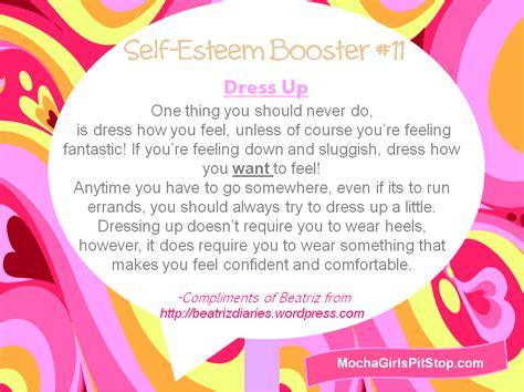 Fashion As Self Esteem Booster by Self Esteem Booster Of The Week Dress Up Mocha