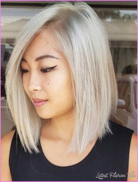 hairstyles that hit right above the shoulder above shoulder haircuts hairstylegalleries com
