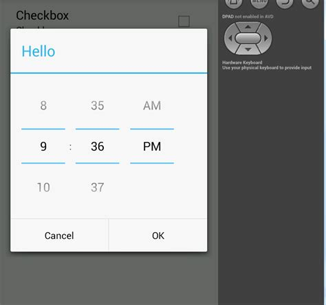 timepicker android android i want to use digital datepicker dialog and timepicker dialog stack overflow