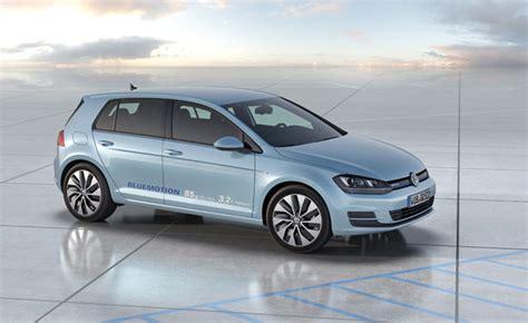 Golf 1 6 Auto Fuel Consumption by 2014 Vw Golf Bluemotion Diesel Concept Gets 74 Mpg