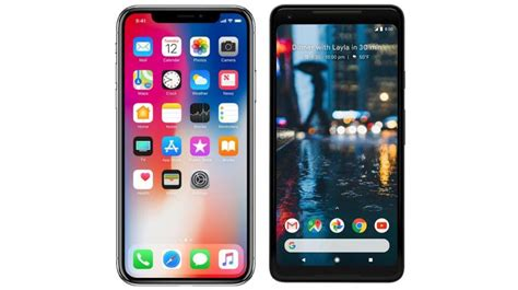 iphone v pixel 2 pixel 2 vs iphone x