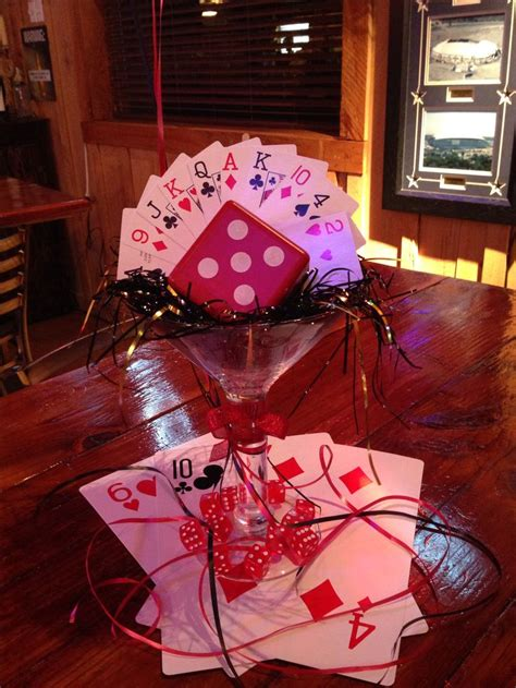 casino theme decorations 65 best casino images on casino theme casino themed centerpieces and