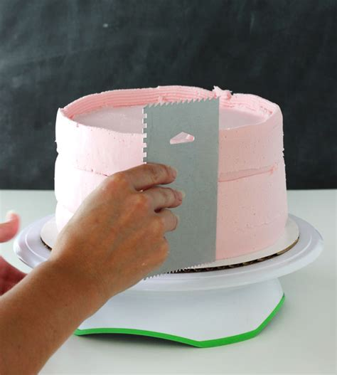 What Is The Best Buttercream Icing For Cake Decorating by How To A Smooth Cake With Buttercream