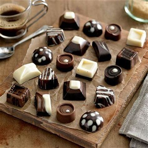 Handmade Confections - speciality silicone chocolate moulds for delicious