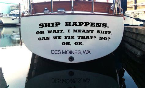 inappropriate fishing boat names 11 hilarious boat names that need to be on real boats