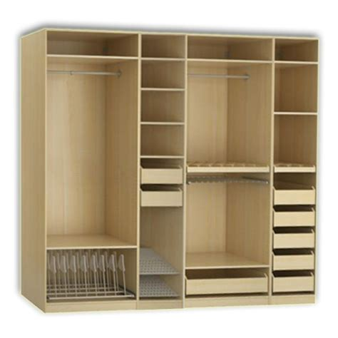 pax the all in one storage wardrobe from