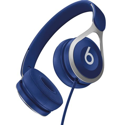 Headphone Beats used beats by dr dre beats ep on ear headphones blue