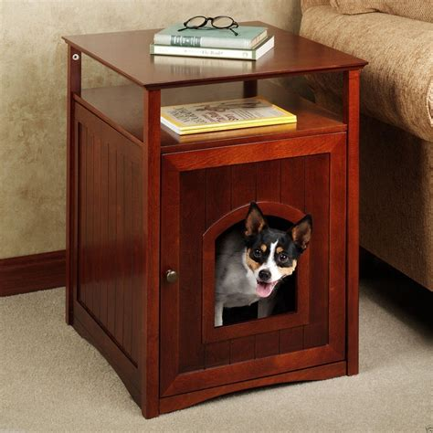 build plans dog crate end loccie better homes