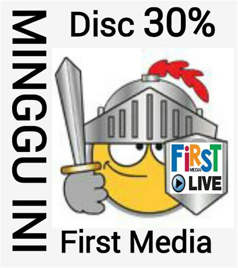 Firstmedia Jabodetabek promo 30 firstmedia fastnet terbaru