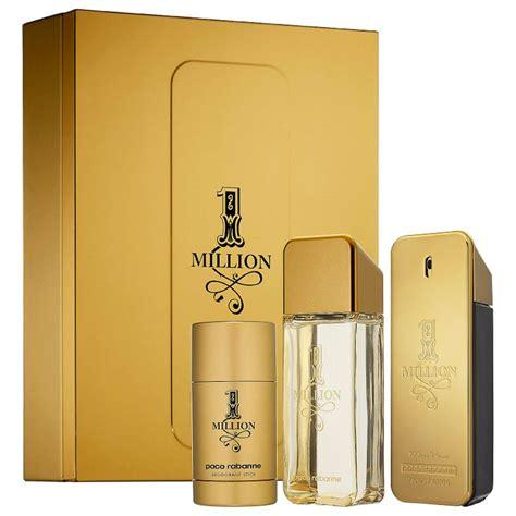 Daftar Parfum C F paco rabanne 1 million gift set sephora gifts giftsforhim gifts for him paco