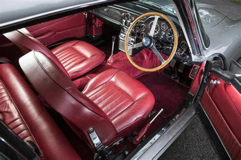 vintage aston martin interior 1964 aston martin db5 sports saloon revivaler