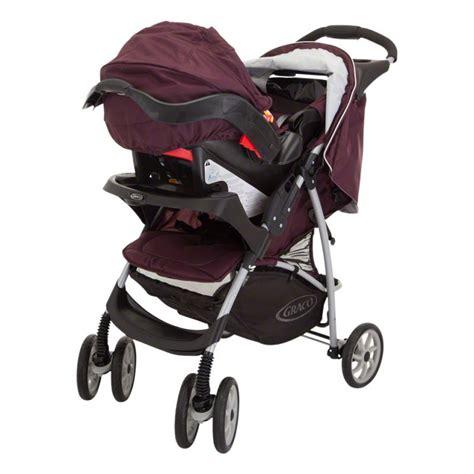 graco pram with car seat graco travel system car seat plus stroller black
