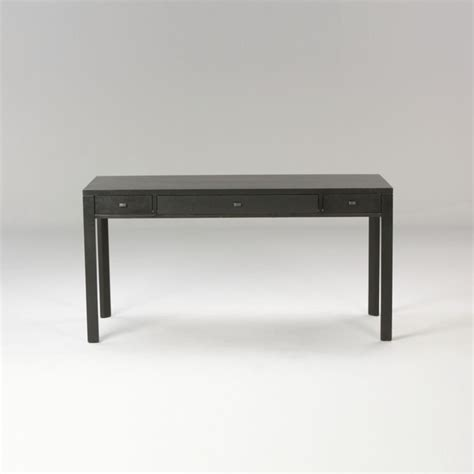 Slim Office Desk by Horizons Studio Zane Slim Desk 60 Quot W Traditional Desks By Ethan Allen