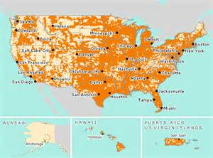 at t canada coverage map usa gsm coverage map