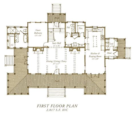 house plan new new carolina island house plan idea home and house