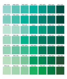 shades of green color free coloring pages