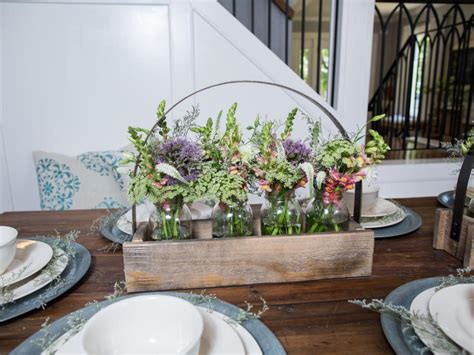 Fixer Dining Room Centerpieces Get The Fixer Look 43 Ways To Joanna S Style