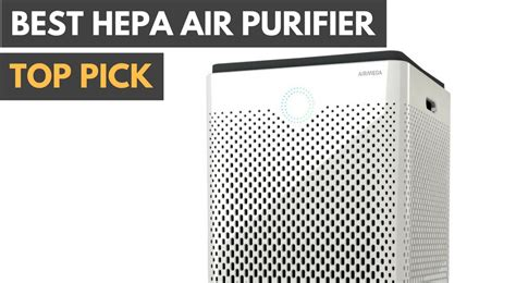 best hepa air purifier 2018 gadget review