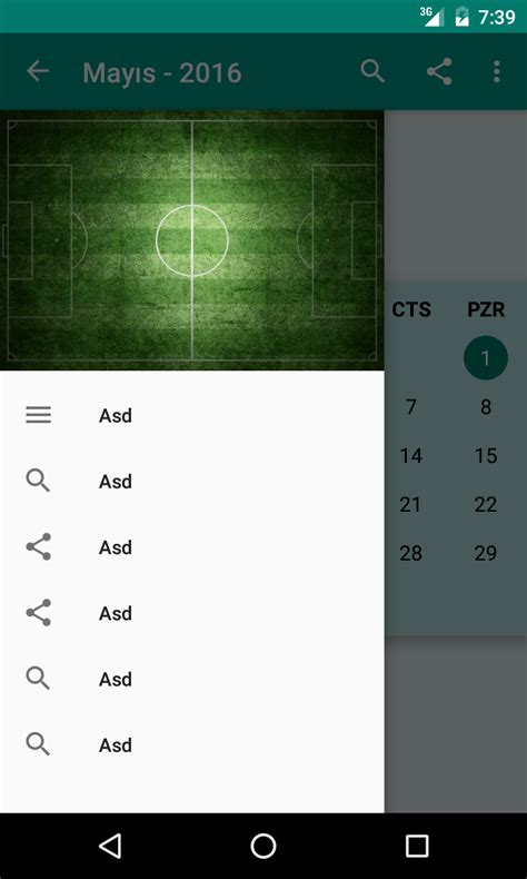 android layout under toolbar android toolbar navigationview below action bar with