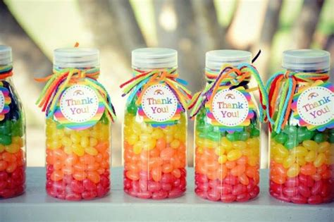 Birthdays Giveaways Ideas - kara s party ideas jelly bean favors from a vintage rainbow birthday party via kara s
