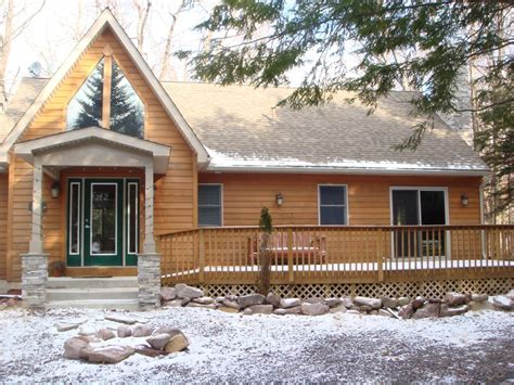 getaway in lake harmony for all four vrbo