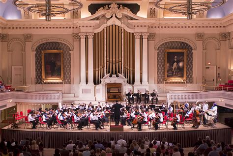 Organ Concert Brings To Audiences A Symphonic Merger Hook Organ Orchestra Worcester