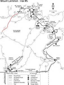 mount lemmon trail 5 hiking arizona hikearizona