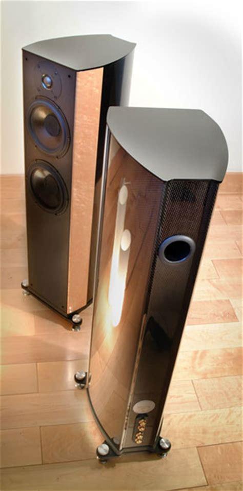 wilson benesch curve floorstanding speaker review