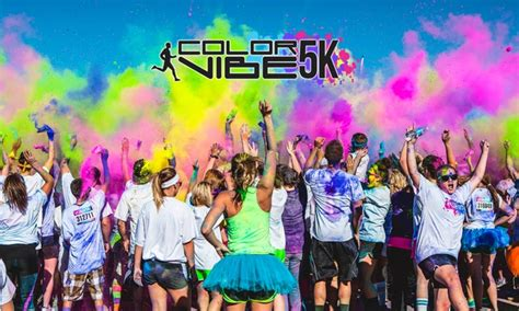 the color vibe color vibe 5k run 2016 deal of the day groupon