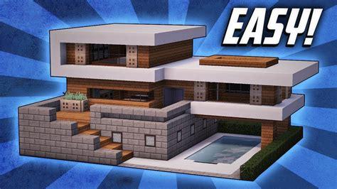 minecraft come costruire una casa minecraft come costruire una casa moderna semplicemente