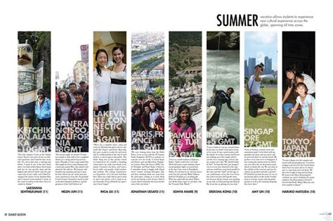 layout for yearbook yearbook showstopper yearbook design inspiration