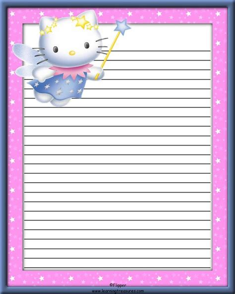 printable hello kitty envelope pinterest discover and save creative ideas