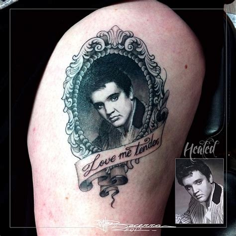 elvis tattoo designs elvis best design ideas